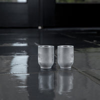 Rocks Freezable Shot Glass Pair