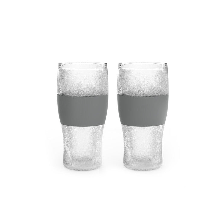 Beer Freeze Cooling Cups Amber