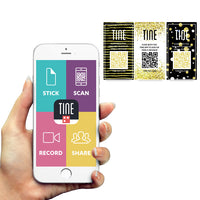 TINE Luxe Video Message Tags