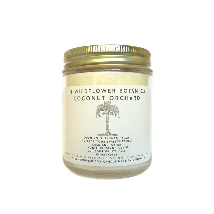 Coconut Orchard Candle