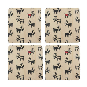 Lappland Coasters Set Of 4