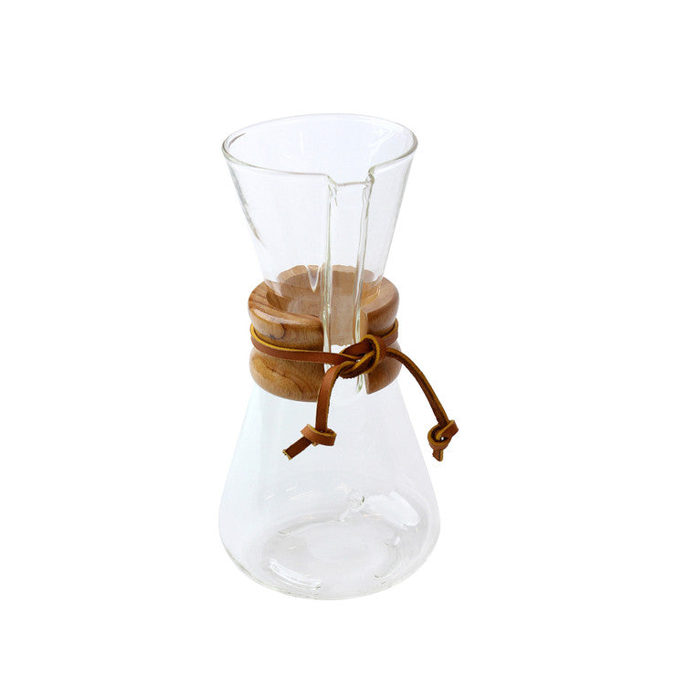 Chemex Glass Coffee Maker 3-Cup