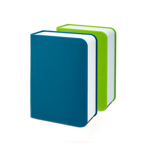 Lunch Box Books Teal & Green