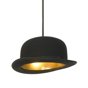 Jeeves Hat Pendant Light