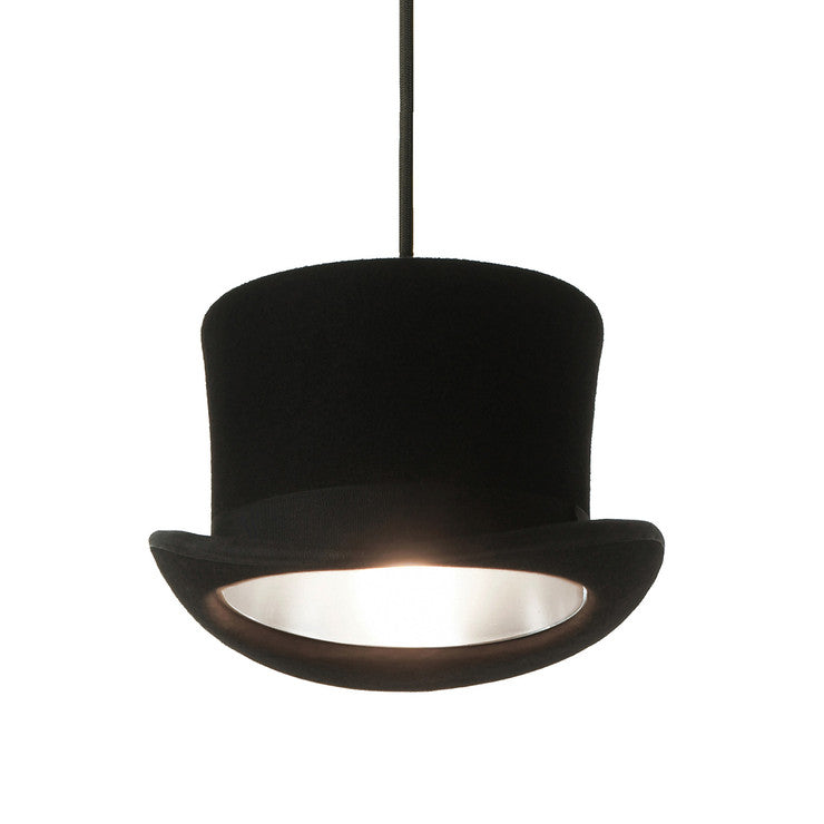 Wooster Hat Pendant Light