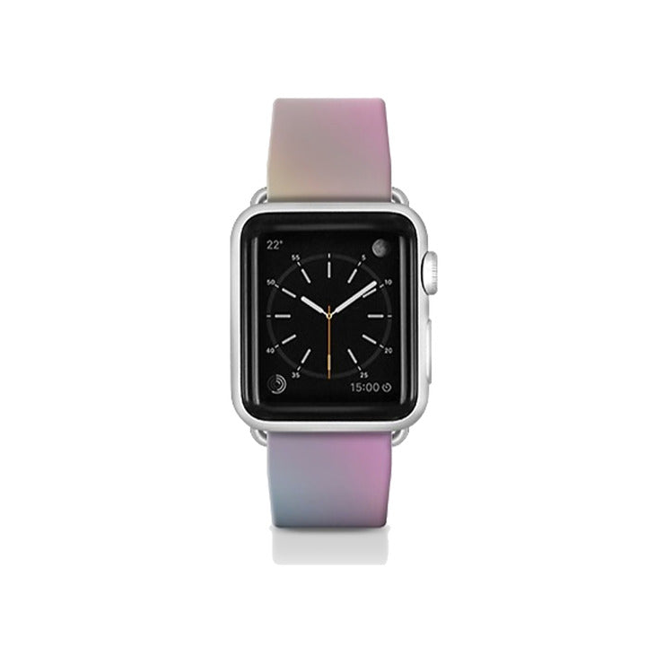 Iridescent Apple Watch Strap