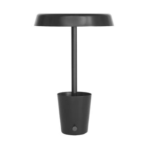 Cup Lamp Black