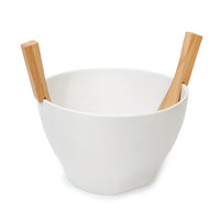Savore Salad Bowl With Servers