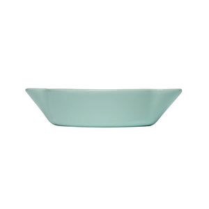 Portioned Sized Dishes Turquoise