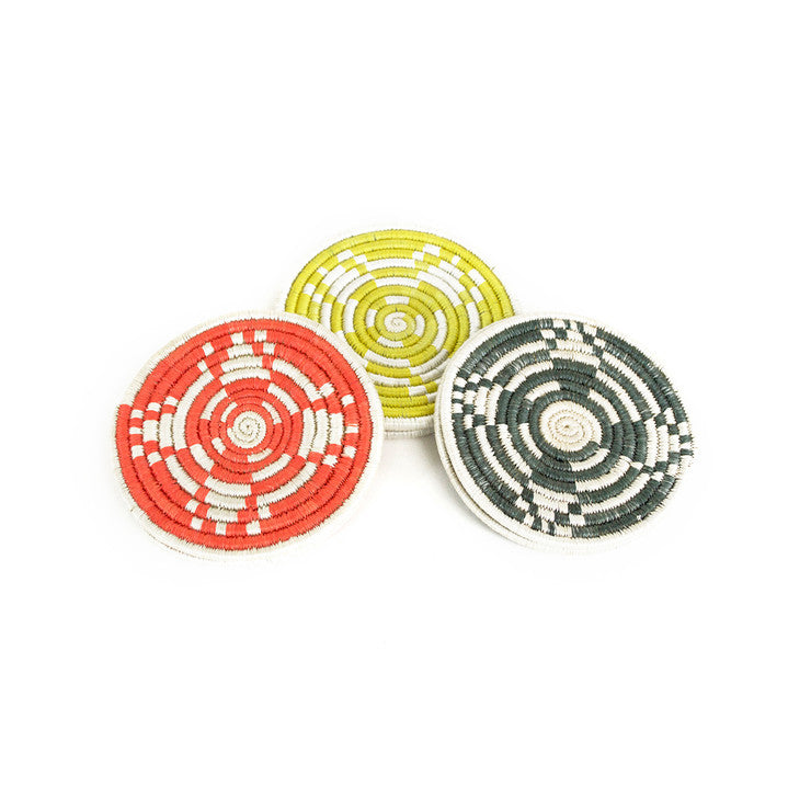 Coasters Set Of 4 Multi