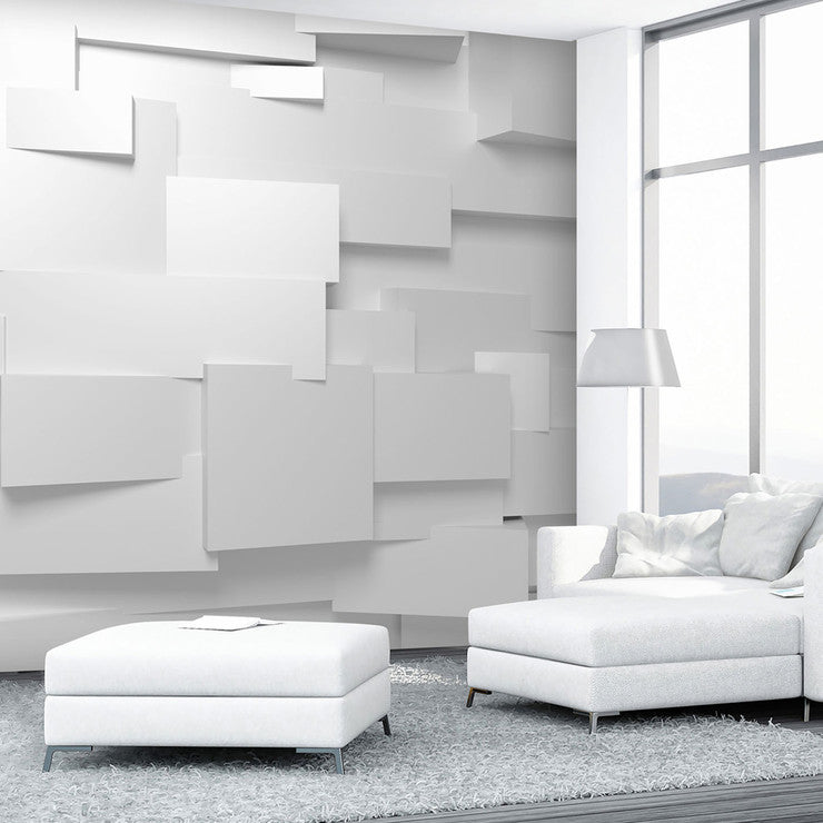 3D Effect Wall Mural Decal
