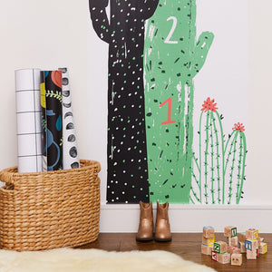 Growth Chart Cacti
