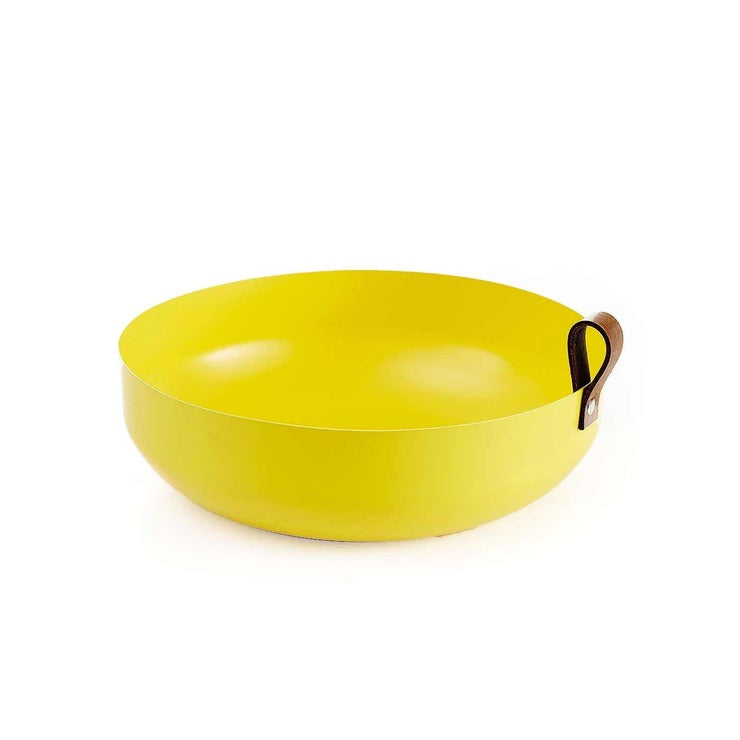 Salad Dish Yellow