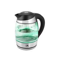 Color Changing LED Glass Kettle