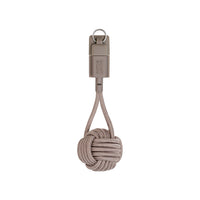 Key Ring Lightning Cable