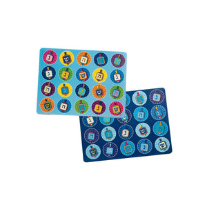 Chanukah Placemats Set of 12