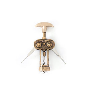 Owl Cork Screw
