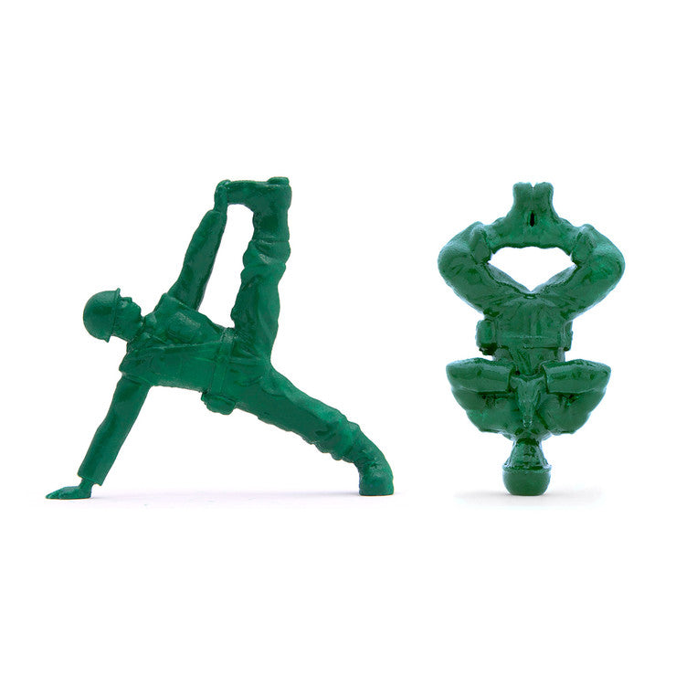 Advanced Yoga Joes Figurines