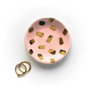 Sprinkles Ring Dish Blush