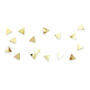 Confetti Triangles Wall Dcor