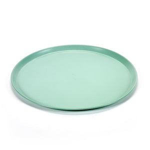 Tray Round Color Medium Mint