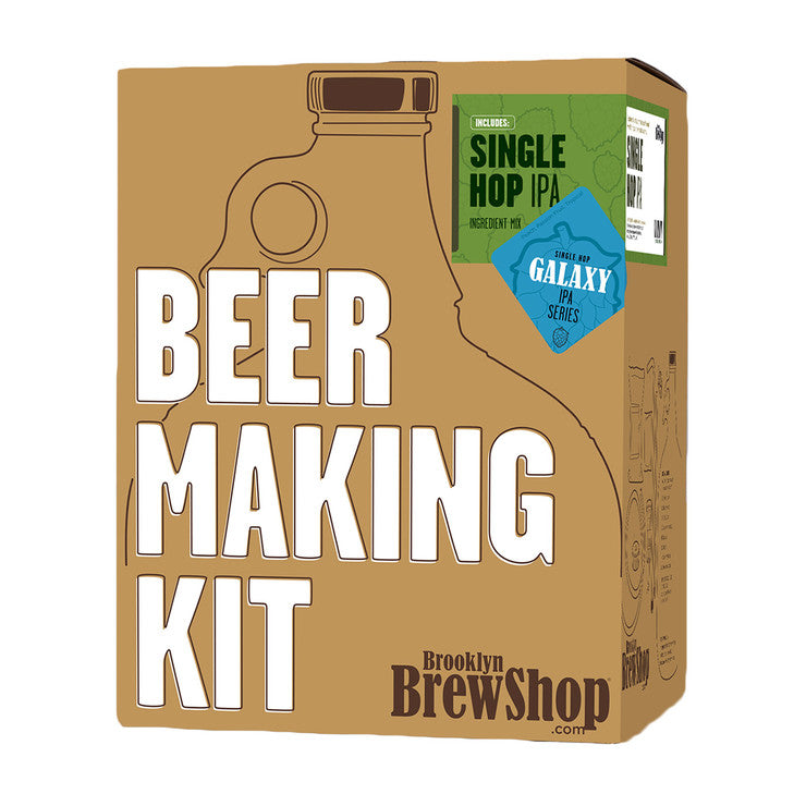 Galaxy IPA Beer Making Kit