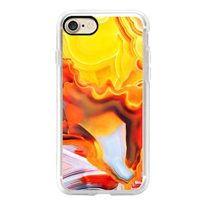 The Lithosphere iPhone Case