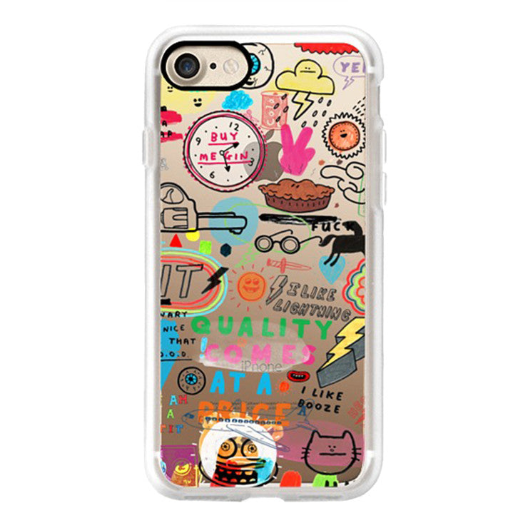 Massive Mess iPhone Case