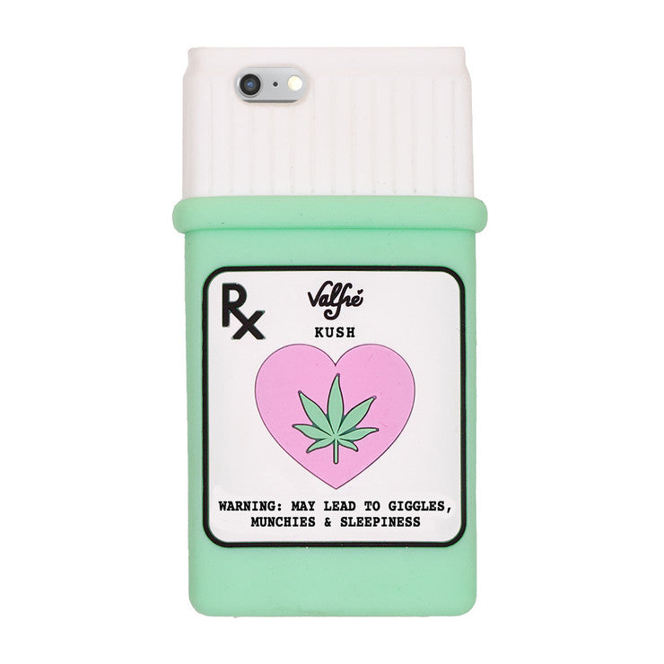 Kush Rx 3D iPhone Case