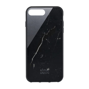 CLIC Marble Metal iPhone Case