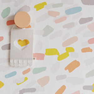 Sweet Finger Removable Wallpaper
