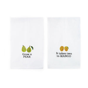 Fruity Tea Towel Set