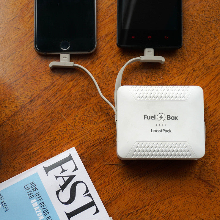 boostPack Portable Charger
