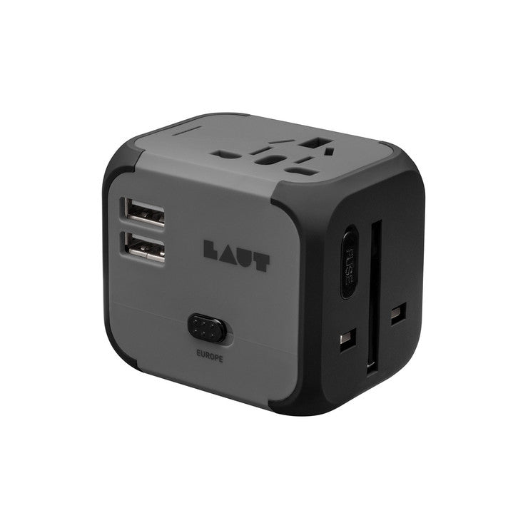 World International Adapter