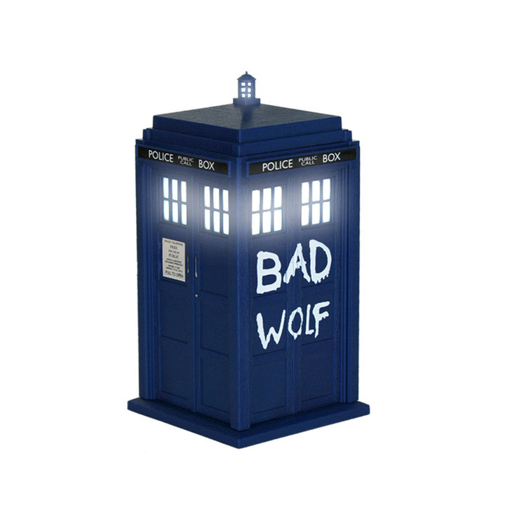Doctor Who Bad Wolf Speaker