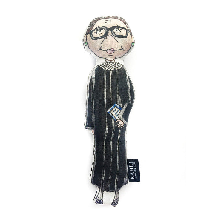 Little Ruth Bader Ginsburg
