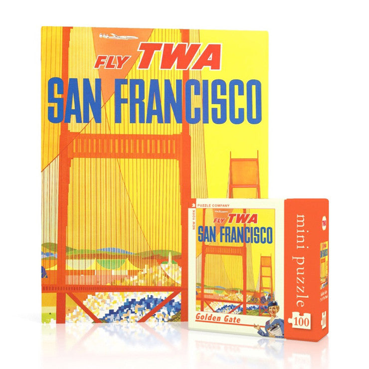 Golden Gate Mini Puzzle