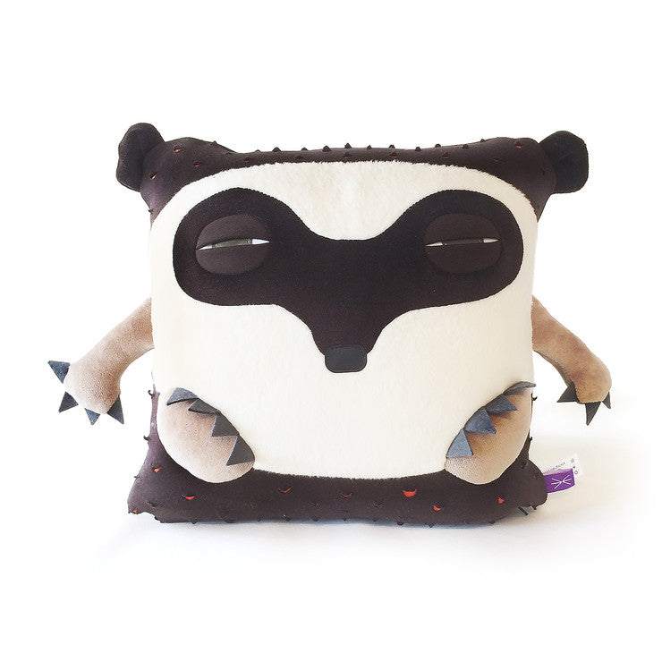 HedgeHog Plush Brown