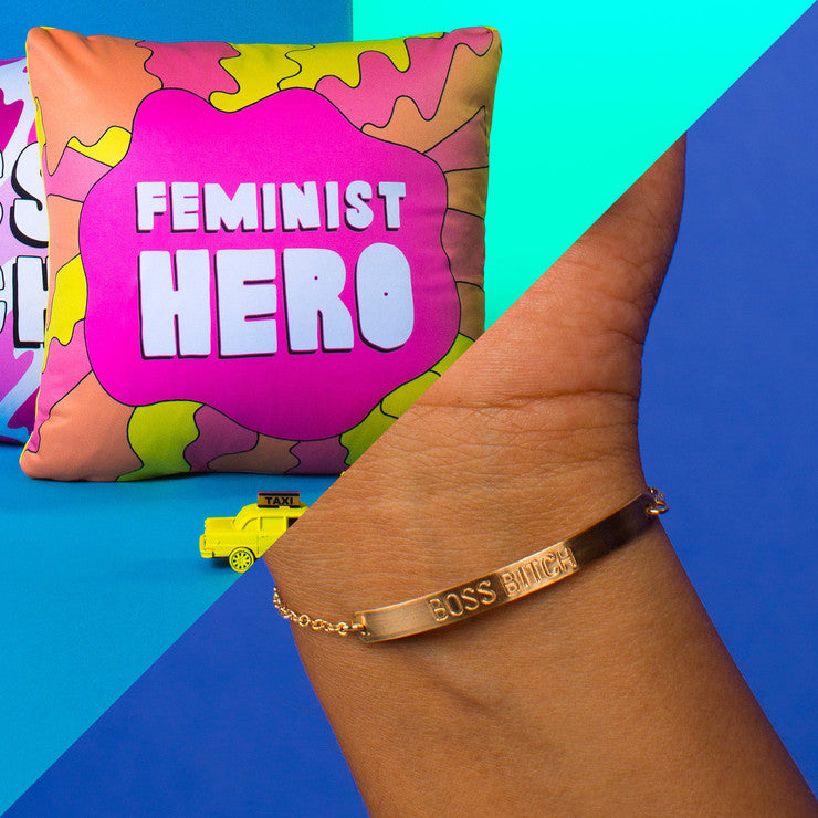 The Feminist Hero Set