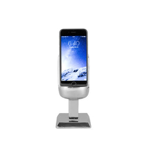 Microphone iPhone Charging Dock