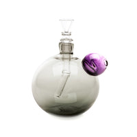 Bubble Bong Gray Violet