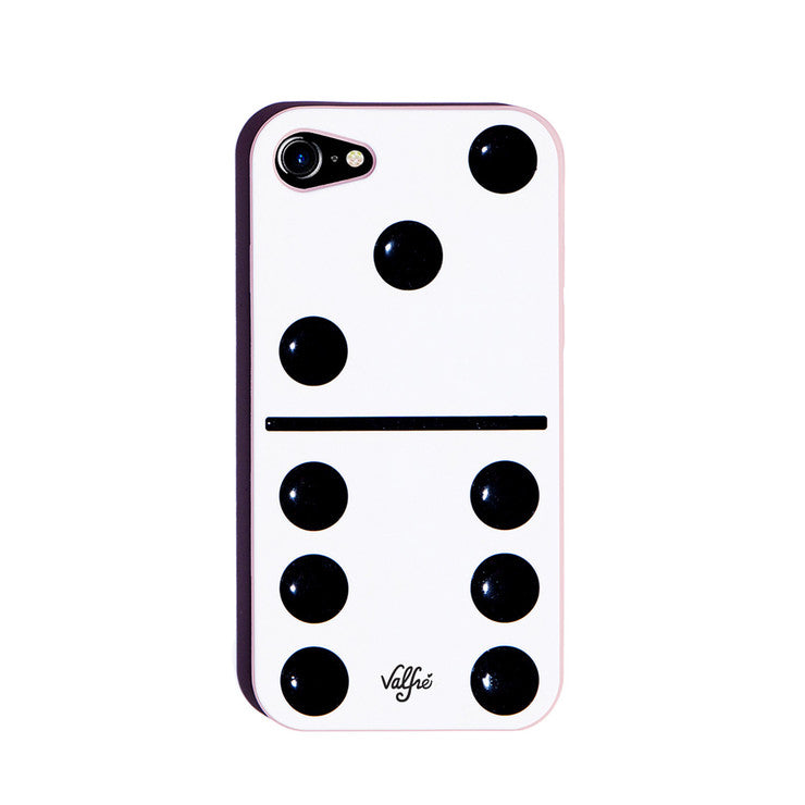 Domino Tile 3D iPhone Case