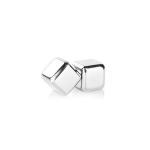 Glacier Rocks® Steel Cubes