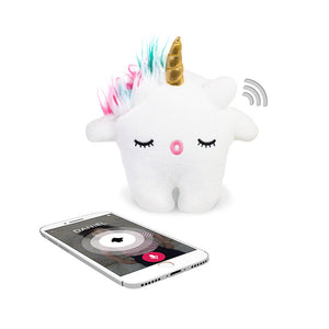 Unicorn Talkie Messaging Plush
