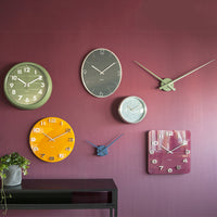 Vintage Square Wall Clock
