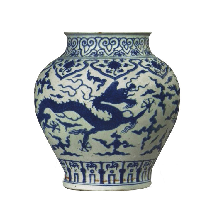 Chinese Vase Paper