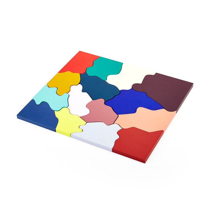 Color Swatch Puzzle