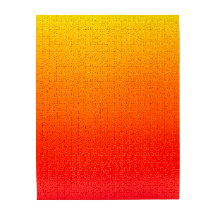 Gradient Color Puzzle