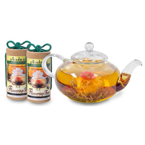 Flowering Tea Gift Set Daisy