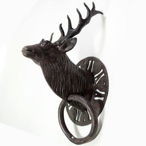 Large Elk Knocker Brown
